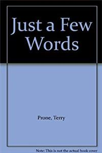 Just a Few Words ebook