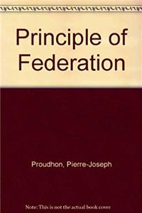 The principle of federation ebook