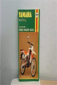 Yamaha RD and DT125LC 1982-85 Owner's Workshop Manual