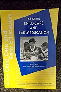All About Child Care and Early Education