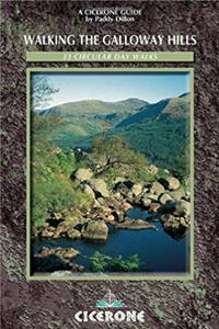 Walking the Galloway Hills: 33 circular day walks (Cicerone Guide)