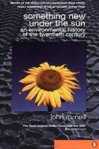 Something New Under the Sun : An Environmental History of the World in the 20th Century (Global Century)