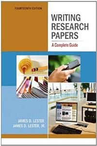 Writing Research Papers: A Complete Guide (spiral) (14th Edition)