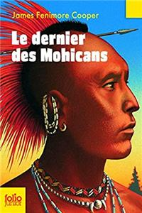 Dernier Des Mohicans (Folio Junior) (French Edition)
