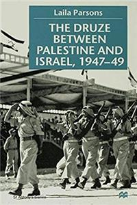 The Druze between Palestine and Israel 1947–49 (St Antony's Series) ebook