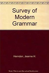 Survey of Modern Grammar ebook