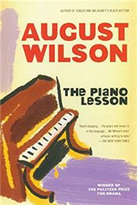 The Piano Lesson (Turtleback School  Library Binding Edition)