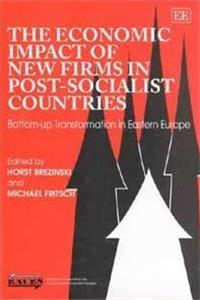 The Economic Impact of New Firms in Post-Socialist Countries: Bottom-Up Transformation in Eastern Europe (European Association for Comparative Economic Studies Series)