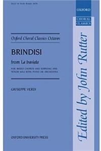 Brindisi from La traviata: Vocal score (Oxford Choral Classics Octavos) ebook