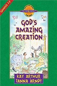 God's Amazing Creation: Genesis, Chapters 1 and 2 (Discover 4 Yourself® Inductive Bible Studies for Kids)