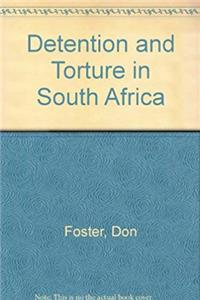 Detention and Torture in South Africa ebook