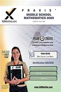 Praxis II Middle School Mathematics 0069 Teacher Certification Study Guide Test Prep ebook