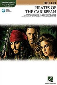 Pirates of the Caribbean: for Cello (Hal Leonard Instrumental Play-along)