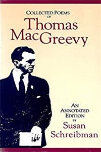 Collected Poems of Thomas MacGreevy