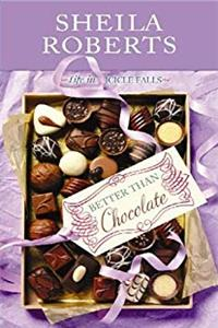 Better Than Chocolate (Center Point Premier Romance (Large Print))