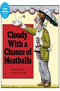 Cloudy With A Chance Of Meatballs (Turtleback School  Library Binding Edition)